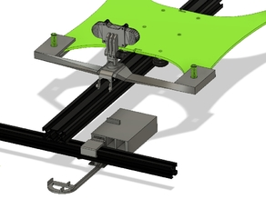 CR10 S  raspberry CAM support