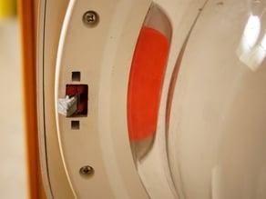 washing machine handle (Kingdom Hoover Nextra washing machine)