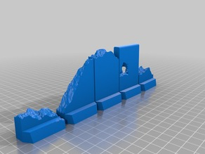 Bremer Wall for 28mm Gaming