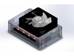 SKR V1.3 Magnetic Case for K8200 (20*20 extrusion)