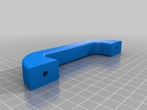 2020 profile handle - M5 bolts