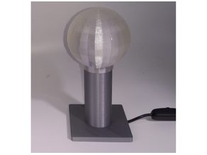 Spherical IoT-lamp