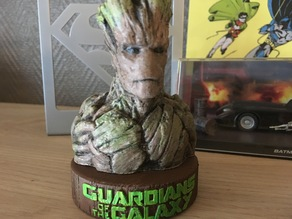 Stand for the Groot Bust