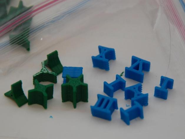 Risk Pieces Star And Roman Numeral By Superami Thingiverse