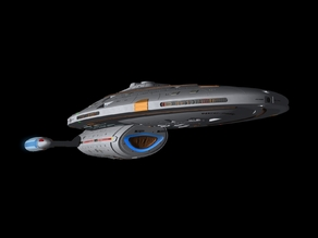Star Trek - Voyager Intrepid Class Voyager