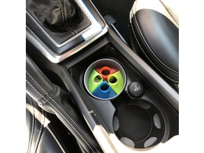 Chewing Gum Boxes for Car Cupholder