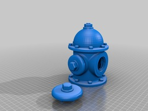 Fire Hydrant -Remix Bank
