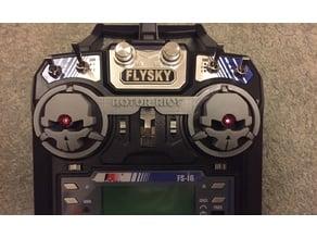 Rotor Riot stick gimbal protector for Flysky FS-i6 Radio