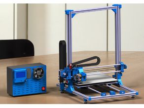 Large Volume 3D Printer
