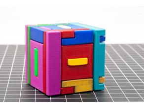 Toolbox 9×9×9 – Razorbill by Jeremy Rayner