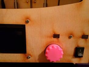 Ultimaker encoder knob