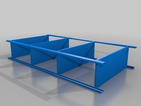 Metallic shelf - 205 cm