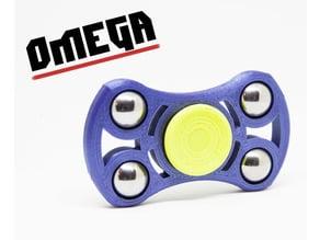 Omega fidget spinner