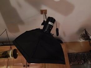 Studio Softbox Flash Ceiling Mount