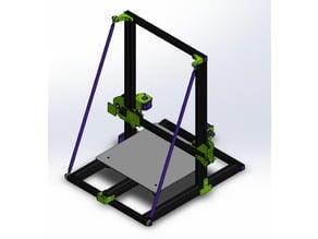 CR-10 Model for Reverse Engineering