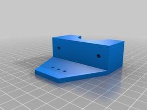 3D Printer / CNC milling Adapter