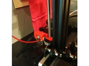 Ender 3 / Pro Filament Roller Guide