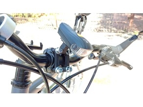 Xanes SFL-01 stem mount