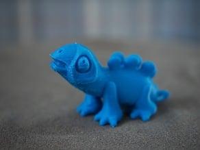 cute stegosaurus