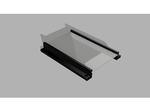 Makerbot Replicator/CTC Bizer Dual screen protector