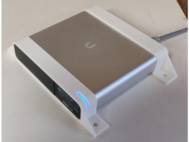 ubiquiti unifi Cloud Key Gen2 Plus by Kabumski - Thingiverse
