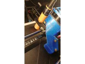 Frankenstein (E3D v6 / Volcano) Autolevel Sensor Mount 18mm