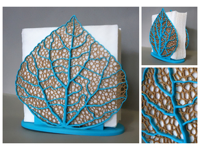 Napkin Holder (Leaf)