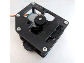 28byj-48 Stepper Motor translation Module