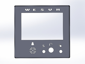 LCD CASE 1286 By WESVH
