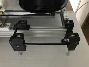 ElVa1 Support for the Filament spool V2