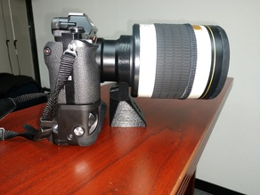 Tripod Mount for 500mm Mirror Lens