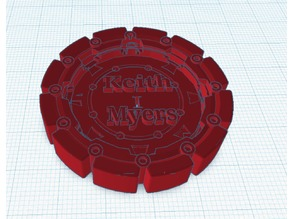 Keith's Maker Coin