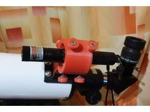 Astronomy Mounting Bracket for Laser Pointer