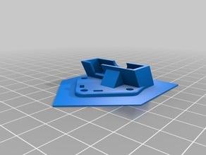 Eachine DVR03 cam holder for micro Quads
