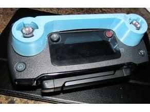 Mavic Pro Controller lock