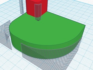 Tinkercad Easy Fillets (rounded edges)