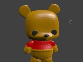 Winnie Pooh (Funko POP inspired)