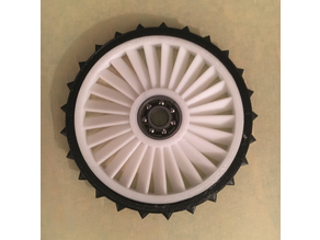Fidget Spinner (Air Compressor)