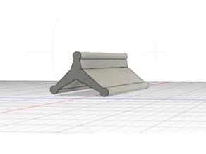 Variheight laptop prop (3 heights) v0