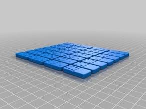 Mini Domino Set