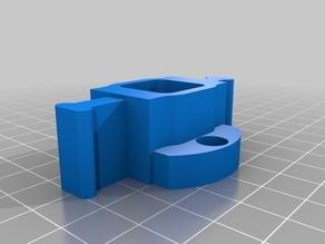 Voron CoreXY RobotDigg 1204 Ball Screw Bed Middle Piece