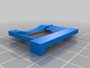 Antirotation spacer for NEX-5 / Capture Camera Clip