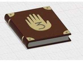 Journal 3 -- Gravity Falls