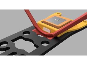 RX antenna front V-mount for Anticrime V3
