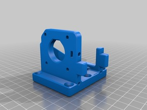 Anet A8 Y axis motor mount