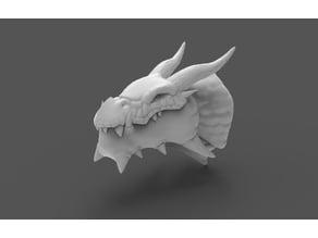 Argenvaughst - dragon head