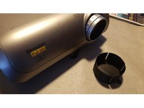 Lenscover for Sharp Notevision beamer