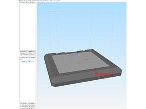 Flashforge Inventor 2 - Bed STL
