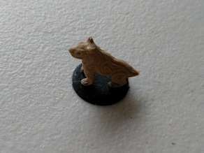 Demon Dog for Betrayal at House on the Hill