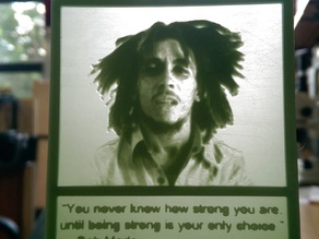Bob Marley Lithophane Meme